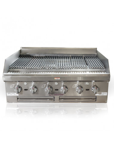 Southbend HDCL-24 Charbroiler Gas Counter Model