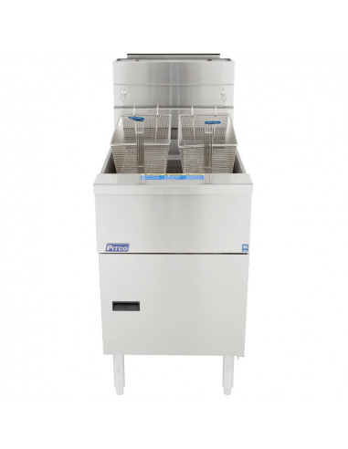 PITCO SG18S SOLSTICE GAS FRYERS