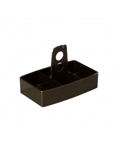 Carlisle 455103 Black Merchandiser Caddy