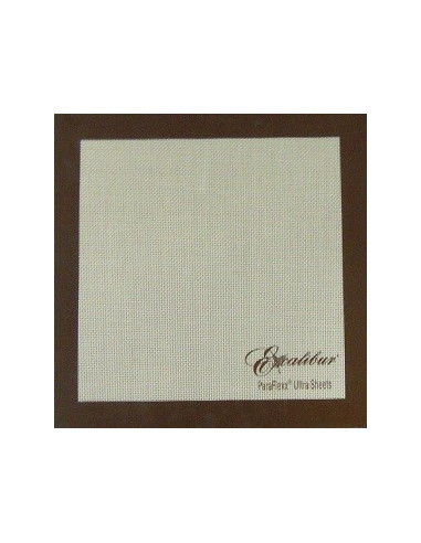 "Excalibur Paraflexx™ Ultra Silicone Non Stick Drying Sheet 14""x14"""