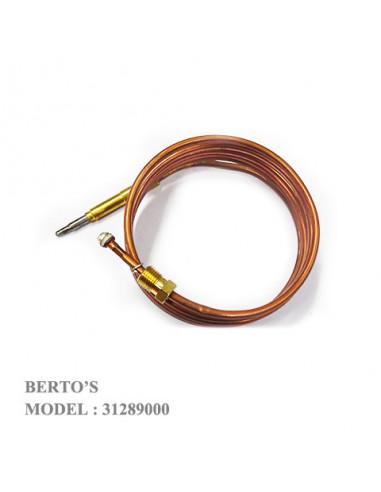 Bertos 31289000 THERMOCOUPLE 1500MM