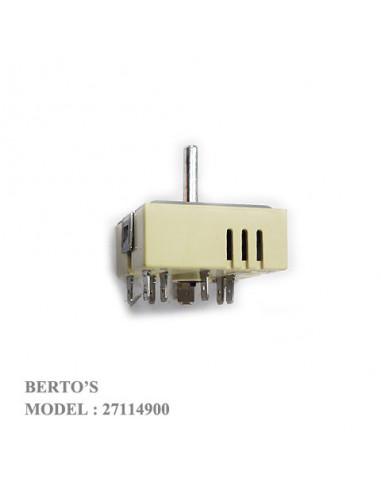 Bertos 27114900 VOLTAGE REGULATOR 230V