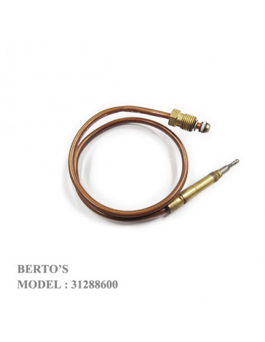 Bertos 31288600 THERMOCOUPLE 400MM FOR GRIDDLES