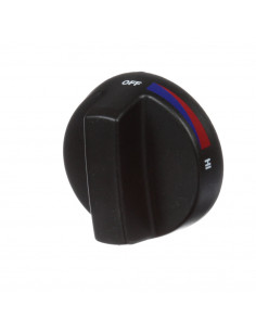 Bakers Pride 312510 BLACK KNOB - VALVE
