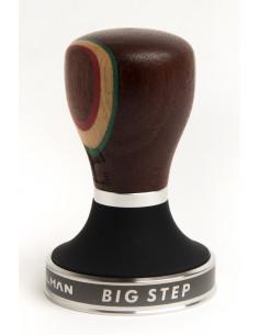 Pullman BigStep tamper, Wenge Wood