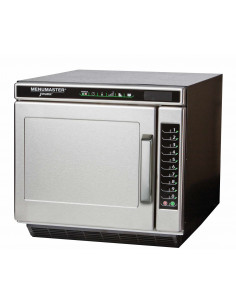 Menumaster JET14V Commercial Convection Express Combination Microwave Oven