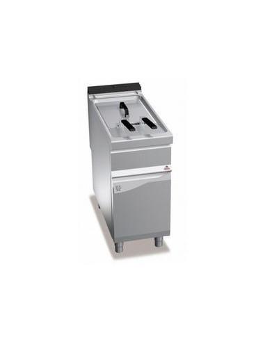 Berto's E9F22-4M Electric Fryer Single Well