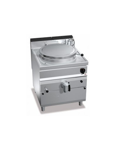Berto's E9P15I Electric Boiling Pan 150 Liters