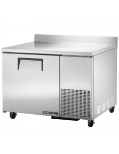 True TWT-44F ONE DOOR WORKTOP FREEZER