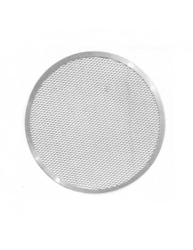 Gi-Metal DF30 Aluminum pizza screen  30cm
