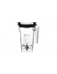 Blendtec Four Side Jar with Vented Gripper Lid