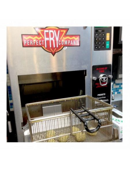 PERFECT FRY DSE570 Ventless Countertop Deep Fryer