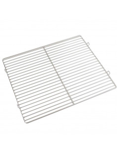 Alto-Shaam SH-22473 Stainless Steel Wire Shelf for Combi Ovens, Holding Cabinets and Quick Chillers