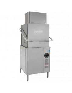 غسالة أطباق AM15VL-2 كهربائية تعمل بدرجات حرارة عالية ومزودة بباب من هوبارت