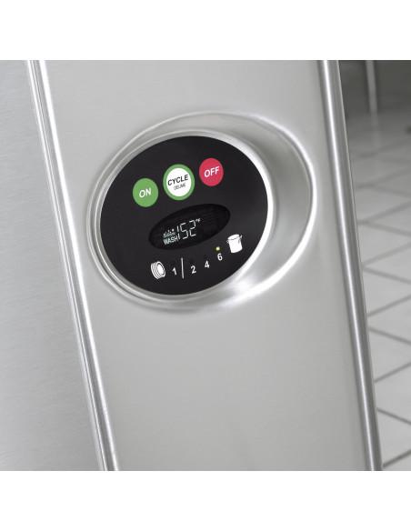 Hobart AM15VL-2 Electric High Temp Door-Type Dishwasher