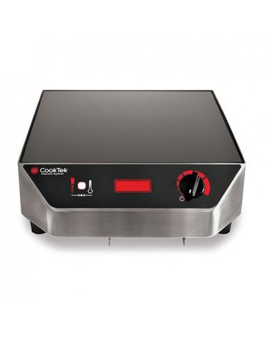 موقد MC3500 المسطح القياسي بعين واحدة تعمل بالحث الحراري يُوضع فوق السطح من كوكتيك