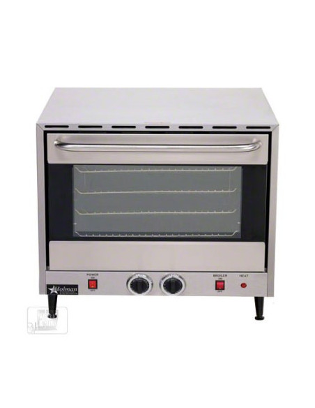Star CCOH-4 Holman Half-Size Countertop Convection Oven
