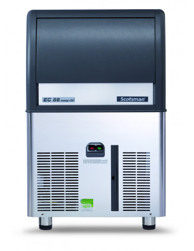 Scotsman EC86 38kg Air Cooled Self Contained Ice Machine