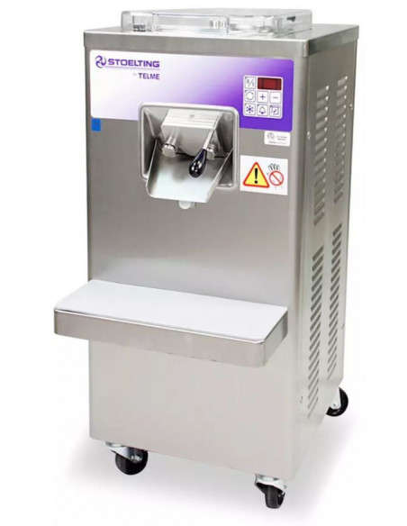 Stoelting VB25-309A Air Cooled Batch Freezer Ice Cream Yogurt