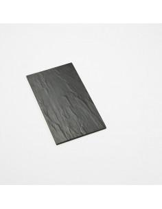 طبق مسطح من الميلامين ومطلي بطبقة من الأردواز الاصطناعي من أمريكان ميتالكرافت