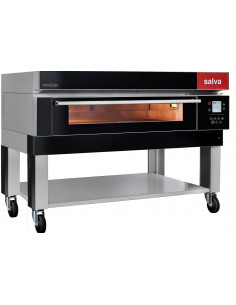 SALVA E-20/13 Single DECK BAKE OVEN WITH STEAM GENERATOR