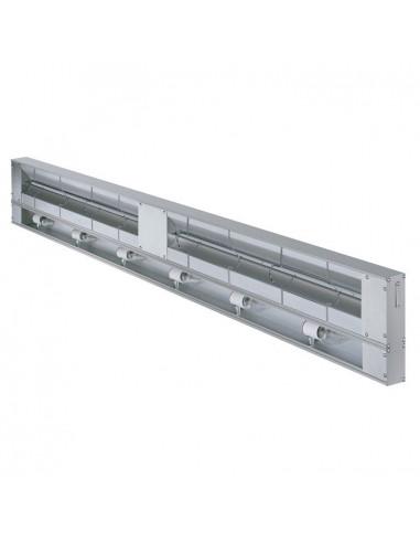 (GRAL-42 Glo-Ray) مسخن الطعام بضوء الأشعة تحت الحمراء وبمفتاح تحكمي