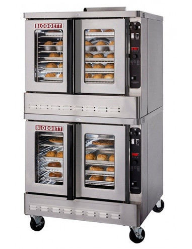 Blodgett DFG100 DOUBLE Standard Depth Gas Convection Oven