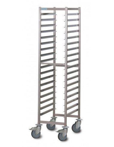 Hupfer  RWG 1/18 GN 75-L-U Gastronorm Trolleys