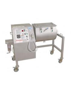 بايرو VTS-100 - مُتبِّلة طعام دوارة تعمل بتفريغ الضغط