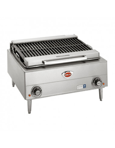 Wells B-40 Stainless Steel Electric Charbroiler
