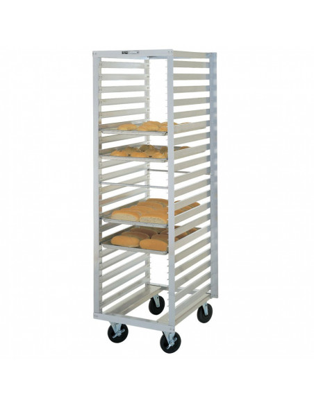 Metro RF-78N Mobile Roll-In Refrigerator End Load Bun Pan Rack