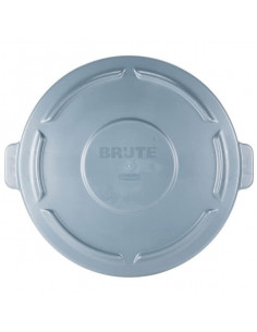 Rubbermaid FG261960GRAY Brute Gray 20 Gallon Trash Can Lid