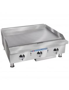 "Bakers Pride BPXP-EG-36i Counter top Electric Griddle 36"""