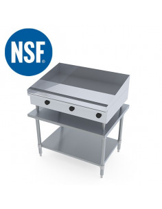 STAINLESS STEEL STAND FOR GRIDDLE